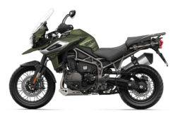 Triumph Tiger 1200 XCX 2018 Color Verde 3