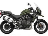 Triumph Tiger 1200 XCX 2018 Color Verde 6