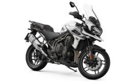 Triumph Tiger 1200 XRT 2018 Color Blanco 1