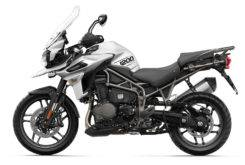Triumph Tiger 1200 XRT 2018 Color Blanco 3