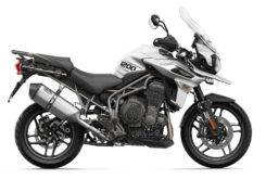 Triumph Tiger 1200 XRT 2018 Color Blanco 6