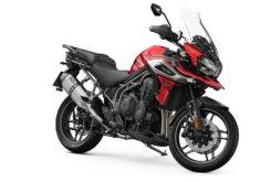 Triumph Tiger 1200 XRT 2018 Color Rojo 1