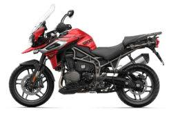 Triumph Tiger 1200 XRT 2018 Color Rojo 3