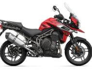 Triumph Tiger 1200 XRT 2018 Color Rojo 6