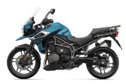 Triumph Tiger 1200 XRX 2018 Color Azul 3