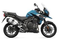 Triumph Tiger 1200 XRX 2018 Color Azul 8