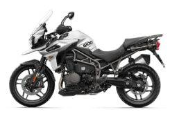 Triumph Tiger 1200 XRX 2018 Color Blanco 3