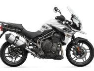 Triumph Tiger 1200 XRX 2018 Color Blanco 6