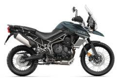 Triumph Tiger 800 XCA 2018 Color Azul 6