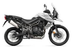 Triumph Tiger 800 XCA 2018 Color Blanco 6