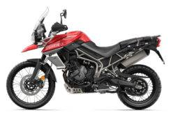 Triumph Tiger 800 XCA 2018 Color Rojo 3