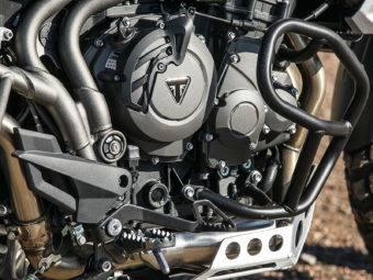 Triumph Tiger 800 XCA 2018 Fotos detalle 2