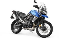 Triumph Tiger 800 XCX 2018 Color Azul 1