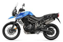 Triumph Tiger 800 XCX 2018 Color Azul 3