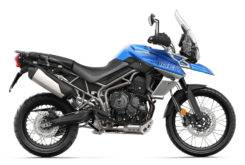 Triumph Tiger 800 XCX 2018 Color Azul 6
