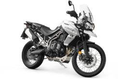Triumph Tiger 800 XCX 2018 Color Blanco 1