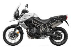 Triumph Tiger 800 XCX 2018 Color Blanco 3