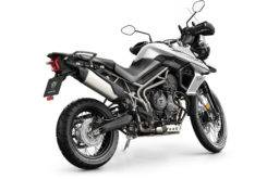 Triumph Tiger 800 XCX 2018 Color Blanco 4
