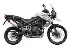Triumph Tiger 800 XCX 2018 Color Blanco 6