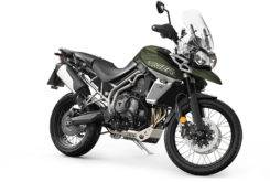 Triumph Tiger 800 XCX 2018 Color Verde 1