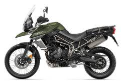 Triumph Tiger 800 XCX 2018 Color Verde 3