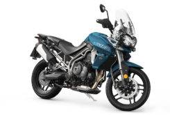 Triumph Tiger 800 XRT 2018 Color Azul 1