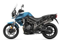 Triumph Tiger 800 XRT 2018 Color Azul 3
