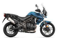 Triumph Tiger 800 XRT 2018 Color Azul 6