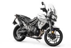 Triumph Tiger 800 XRT 2018 Color Blanco 1