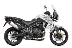 Triumph Tiger 800 XRT 2018 Color Blanco 6
