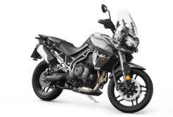 Triumph Tiger 800 XRT 2018 Color Gris 1