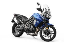 Triumph Tiger 800 XRX 2018 Color Azul 1