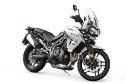 Triumph Tiger 800 XRX 2018 Color Blanco 1