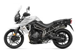 Triumph Tiger 800 XRX 2018 Color Blanco 3