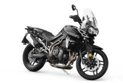 Triumph Tiger 800 XRX 2018 Color Negro 1
