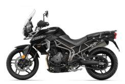 Triumph Tiger 800 XRX 2018 Color Negro 3