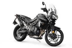 Triumph Tiger 800 XRX 2018 Color Negro 8
