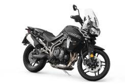 Triumph Tiger 800 XRX 2018 Color Negro Mate 1