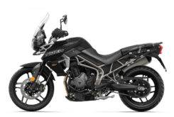 Triumph Tiger 800 XRX 2018 Color Negro Mate 3