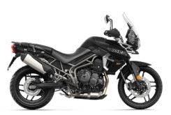 Triumph Tiger 800 XRX 2018 Color Negro Mate 6