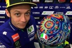 Valentino Rossi Casco AGV Pista GP R test 04