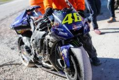 Valentino Rossi caida Test Valencia MotoGP 2018 1