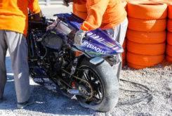 Valentino Rossi caida Test Valencia MotoGP 2018 3