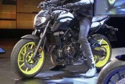 Yamaha MT 07 2018 EICMA Presentacion 1