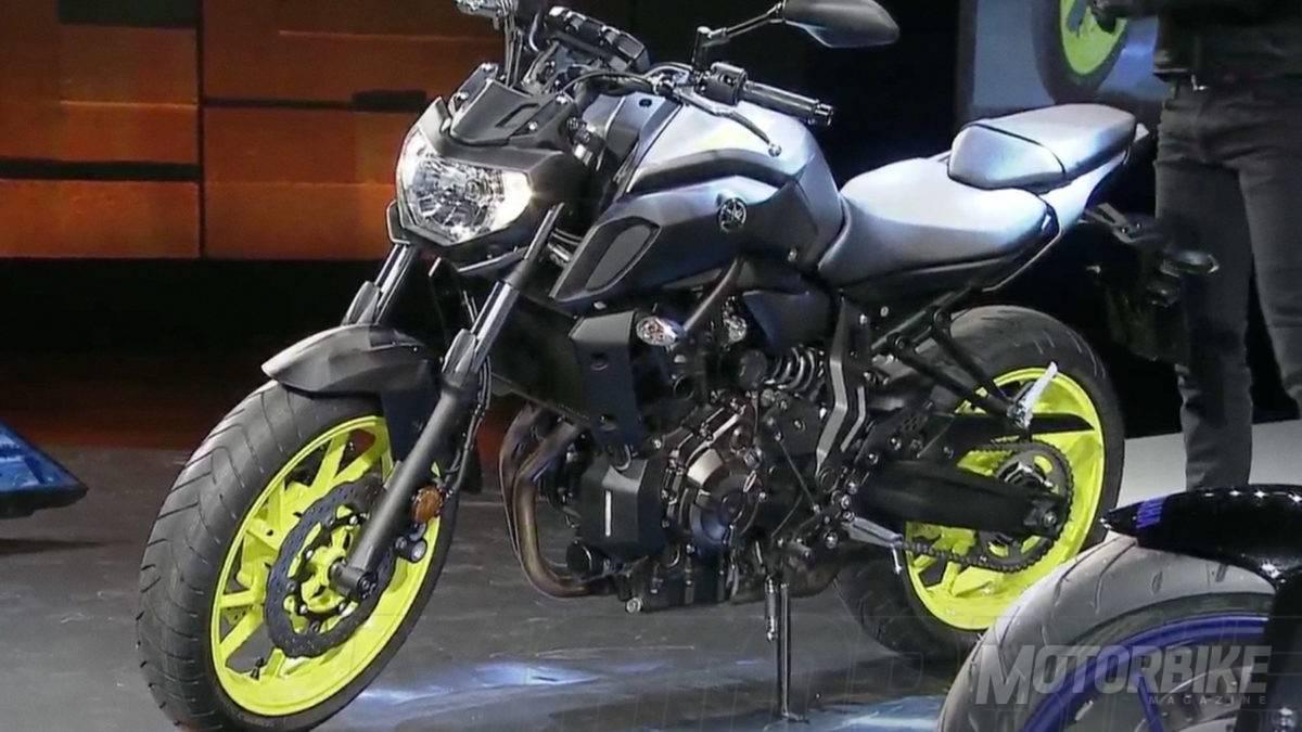 yamaha 2018 en el sal n de la moto eicma 2017 motorbike magazine. Black Bedroom Furniture Sets. Home Design Ideas