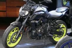 Yamaha MT 07 2018 EICMA Presentacion 2