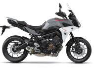 Yamaha MT09 Tracer 900 2018 Perfil