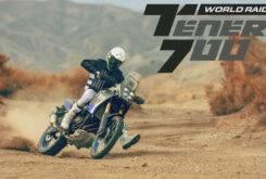 Yamaha Tenere 700 World Ride 2018 EICMA Presentacion 1