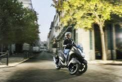 Yamaha Tricity 125 2018 02