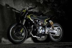 Yamaha XJR1300 Mya VR46 Valentino Rossi 16